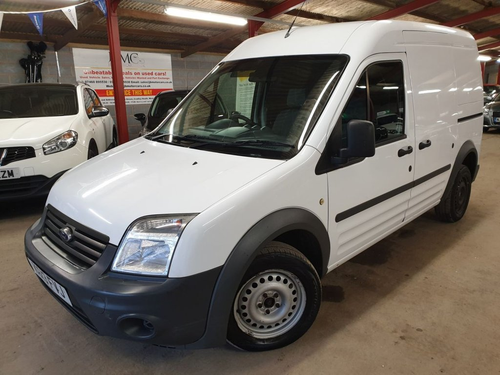 USED 2013 13 FORD TRANSIT CONNECT 1.8 T230 HR VDPF 89 BHP +++NO VAT, NO VAT+++