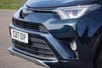 USED 2017 17 TOYOTA RAV4 2.0 D-4D ICON TSS 5d 143 BHP