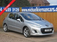 2013 PEUGEOT 308 1.6 E-HDI ALLURE NAVIGATION VERSION 5d 115 BHP £4495.00