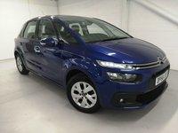 USED 2017 66 CITROEN C4 PICASSO 1.6 BLUEHDI TOUCH EDITION S/S 5d 98 BHP