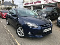 USED 2011 61 FORD FOCUS 1.6 ZETEC 5d 124 BHP