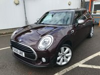 USED 2015 65 MINI CLUBMAN 1.5 Cooper Automatic LEATHER, DRIVING SYSTEM PACK