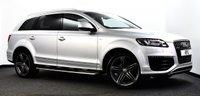 USED 2014 64 AUDI Q7 3.0 TDI S line Sport Edition Tiptronic quattro 5dr Pan Roof, Comfort Pack, BOSE +