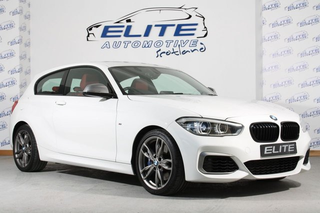 USED 2016 66 BMW 1 SERIES 3.0 M140I 3d 335 BHP ALPINE WHITE BMW M140 TWIN TURBO!