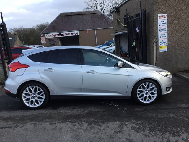 USED 2015 65 FORD FOCUS 2.0 TITANIUM X TDCI 5d 148 BHP ++FOR FULL DETAILS CALL JOHN ON 07972385205++