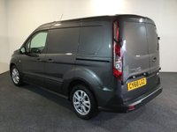 USED 2018 68 FORD TRANSIT CONNECT 1.5 200 LIMITED TDCI 119 BHP NEW SHAPE, 3 SEATS, HIGH SPEC