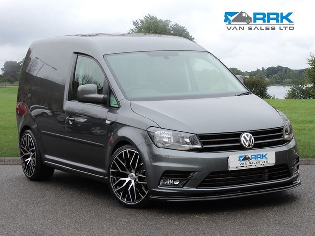2019 19 VOLKSWAGEN CADDY 2.0 C20 TDI HIGHLINE 101 BHP
