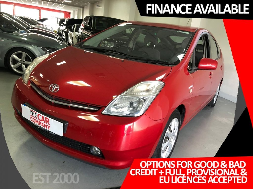 USED 2008 58 TOYOTA PRIUS 1.5 T4 VVT-I 5d 77 BHP * 11 Services * Last Serviced by Toyota @ 76k * Jan 2021 MOT *
