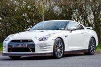 USED 2014 64 NISSAN GT-R 3.8 V6 2d 550 BHP