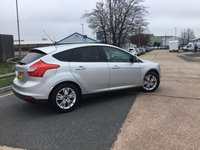 USED 2012 12 FORD FOCUS 1.6 EDGE TDCI 115 5d 114 BHP