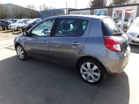 USED 2010 10 RENAULT CLIO 1.2 PRIVILEGE TOMTOM TCE 5d 100 BHP NEW MOT, SERVICE & WARRANTY