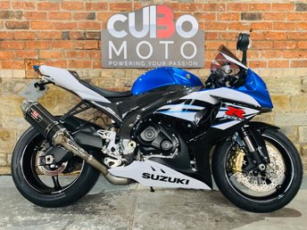 2014 SUZUKI GSXR1000 L4  £7990.00