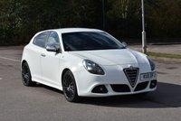 USED 2011 11 ALFA ROMEO GIULIETTA 1.7 1750 TBI CLOVERLEAF 5d 235 BHP