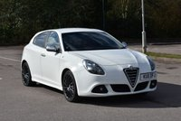 2011 ALFA ROMEO GIULIETTA 1.7 1750 TBI CLOVERLEAF 5d 235 BHP £6795.00