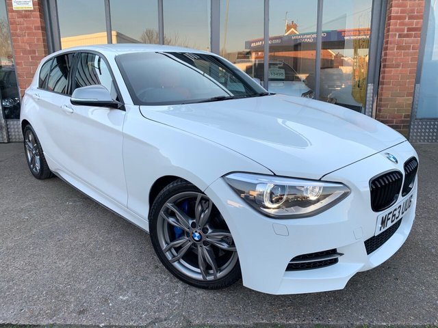 2013 63 BMW 1 SERIES 3.0 M135I 5d 316 BHP