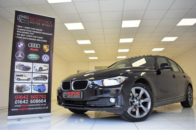 2013 13 BMW 3 SERIES 320D XDRIVE SE