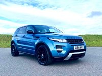 USED 2014 14 LAND ROVER RANGE ROVER EVOQUE 2.2 SD4 Dynamic AWD 5dr PAN ROOF+MERIDIAN+BLACK PACK