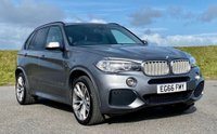 USED 2017 66 BMW X5 3.0 40d M Sport Auto xDrive (s/s) 5dr 7 SEATS! PAN ROOF! GREAT SPEC!