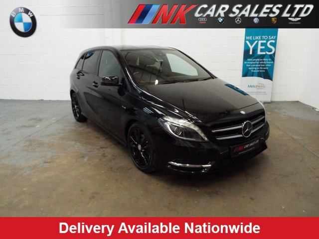 USED 2012 12 MERCEDES-BENZ B-CLASS 1.8 B200 CDI BLUEEFFICIENCY SPORT 5d 136 BHP BUY NOW PAY LATER