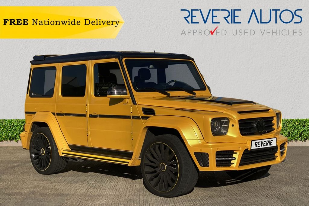 View our MERCEDES-BENZ G63 AMG