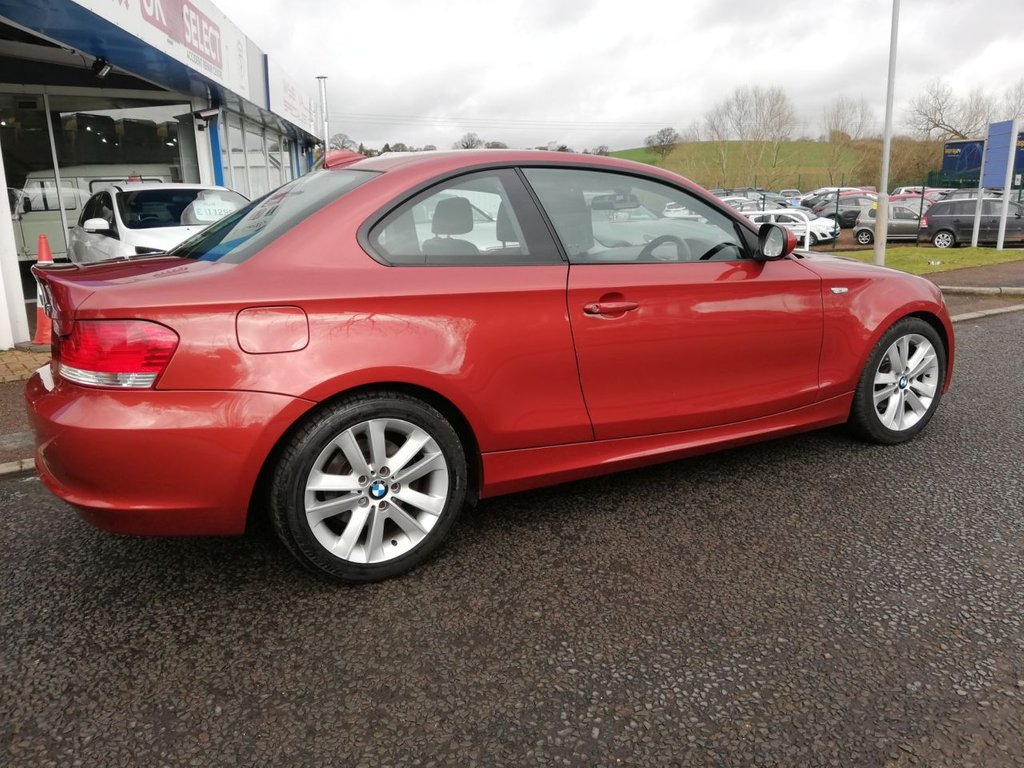 USED 2011 60 BMW 1 SERIES 2.0 118D SE 2d 141 BHP GREAT VALUE BMW
