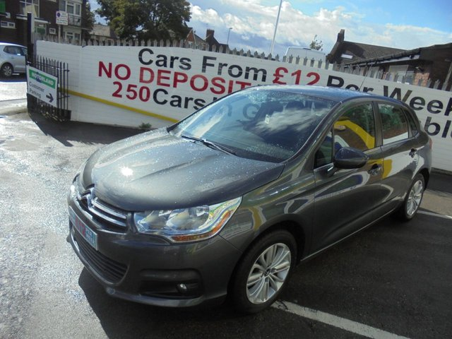 USED 2014 14 CITROEN C4 1.6 VTR PLUS HDI 5d 91 BHP ** 01543 877320** JUST ARRIVED ** FULL SERVICE HISTORY **