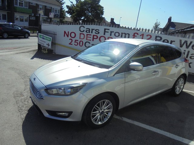 USED 2018 18 FORD FOCUS 1.0 ZETEC EDITION 5d 124 BHP ** JUST ARRIVED ** FULL SERVICE HISTORY **