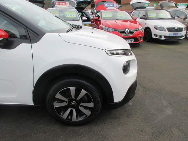 USED 2018 68 CITROEN C3 1.2 PURETECH FEEL 5d 81 BHP 5,000 MILES ONLY...1 OWNER ONLY