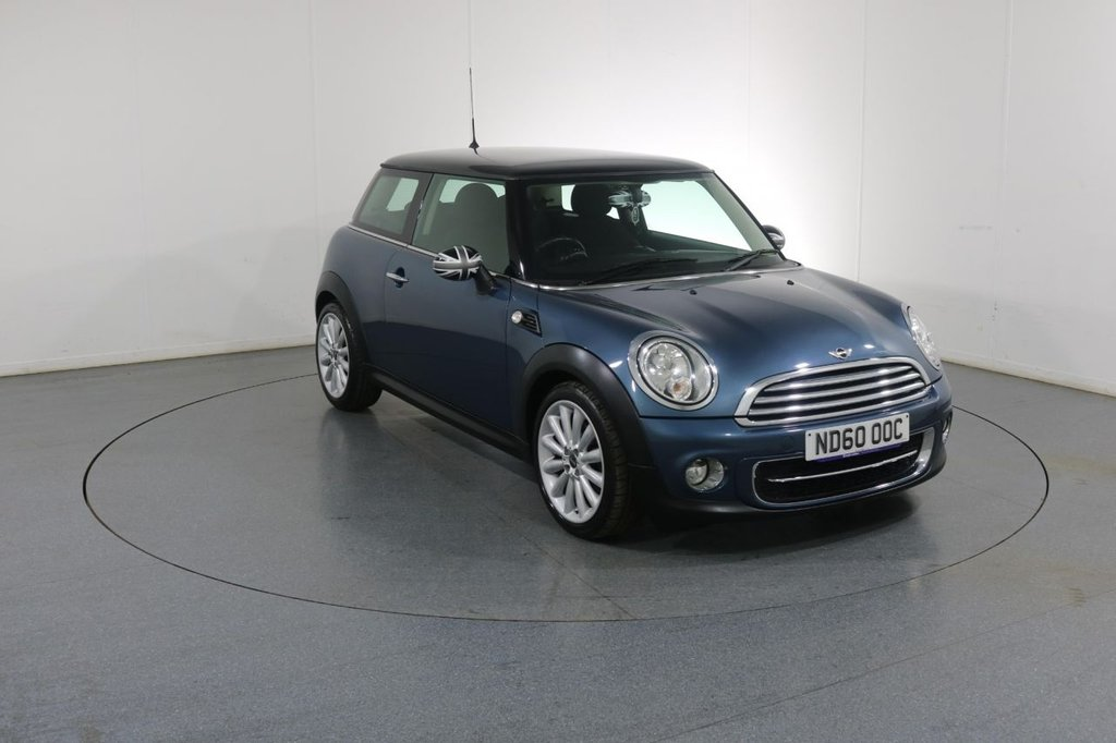 USED 2010 60 MINI HATCH COOPER 1.6 COOPER 3d 122 BHP 6 Stamp SERVICE HISTORY