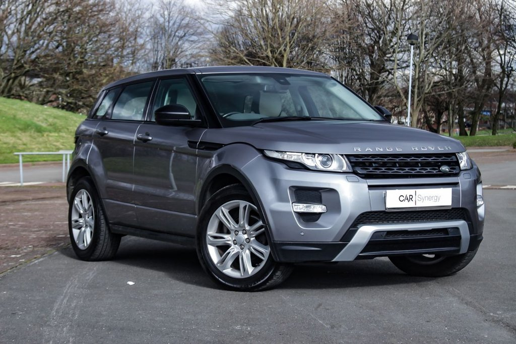 USED 2014 LAND ROVER RANGE ROVER EVOQUE 2.2 SD4 DYNAMIC 5d 190 BHP