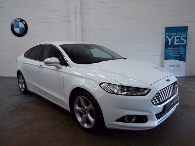 2016 16 FORD MONDEO 2.0 TITANIUM TDCI 5d 148 BHP FULL LEATHERS  SOLD TO CHRIS FROM SHEFFIELD