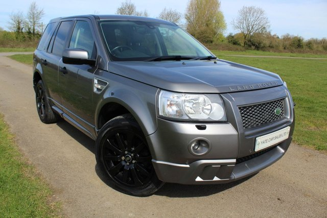 2009 07 LAND ROVER FREELANDER 2 2.2 TD4 HST 5d 159 BHP (FREE 2 YEAR WARRANTY)