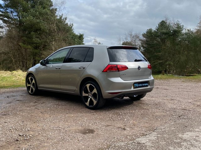 "USED 2014 14 VOLKSWAGEN GOLF 1.6 SE TDI BLUEMOTION TECHNOLOGY 5d 103 BHP 18""GTI Austin ALLOYS FSH"