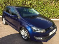 2014 VOLKSWAGEN POLO 1.2 MATCH EDITION TDI 5d 74 BHP £5475.00