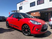 USED 2013 T CITROEN DS3 1.6 E-HDI DSTYLE PLUS 3d 90 BHP