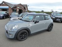 USED 2015 15 MINI HATCH COOPER 1.5 COOPER D 3d 114 BHP
