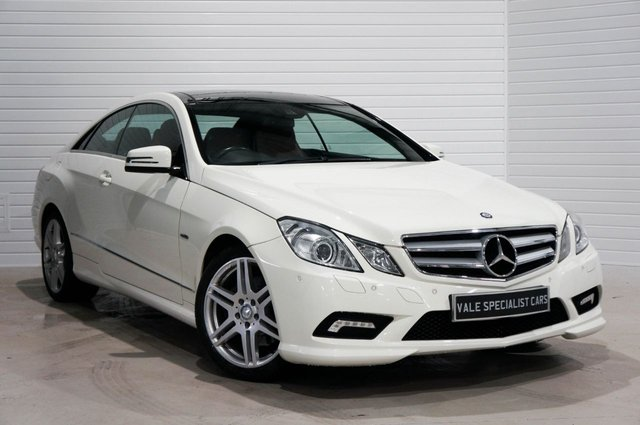 2011 11 MERCEDES-BENZ E-CLASS 2.1 E250 CDI BLUEEFFICIENCY SPORT 204 BHP