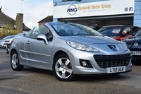USED 2012 12 PEUGEOT 207 1.6 CC SPORT 2d 120 BHP COMES WITH 6 MONTHS WARRANTY