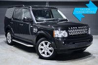 USED 2010 LAND ROVER DISCOVERY 3.0 4 TDV6 XS  ** LEATHER INTERIOR, HEATED FRONT SEATS, ISOFIX POINTS **