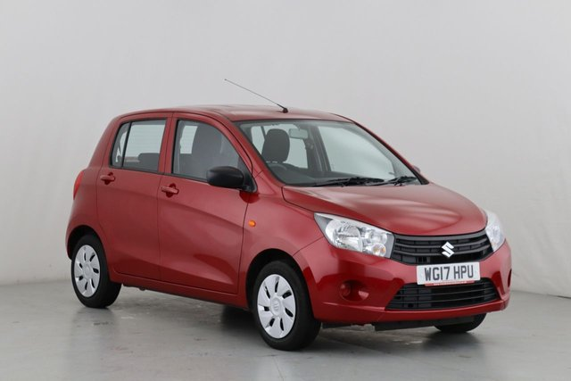 SUZUKI CELERIO at Ron Skinner and Sons