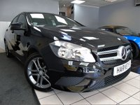USED 2015 64 MERCEDES-BENZ A-CLASS 1.5 A180 CDI BLUEEFFICIENCY SPORT 5d 109 BHP