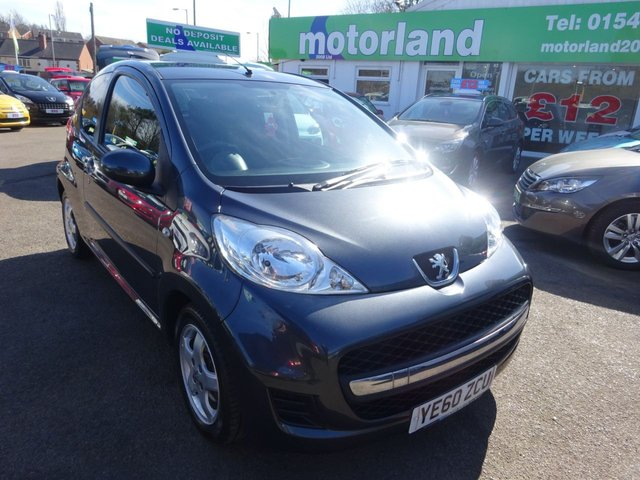 USED 2010 60 PEUGEOT 107 1.0 ENVY 3d 68 BHP **  JUST ARRIVED ** CALL 01543 877320**
