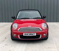 USED 2010 MINI HATCH ONE 1.6 ONE 3d 98 BHP