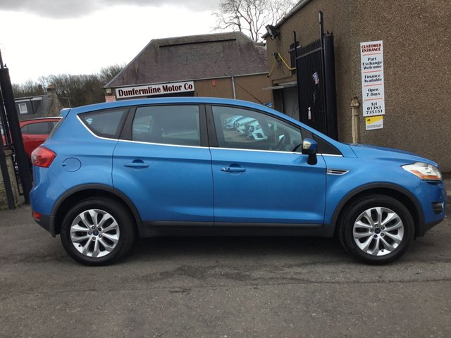 USED 2009 09 FORD KUGA 2.0 TITANIUM TDCI AWD 5d 134 BHP ++FOR FULL DETAILS CALL JOHN ON 07972385205++