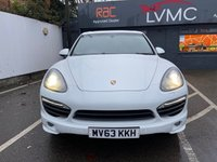 USED 2013 63 PORSCHE CAYENNE 4.2 S Tiptronic S 5dr  OVER £20,000 WORTH OF EXTRA'S