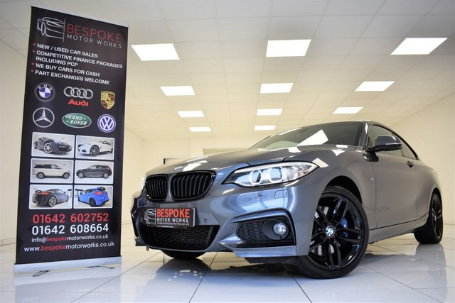 2016 16 BMW 2 SERIES 220D XDRIVE M SPORT