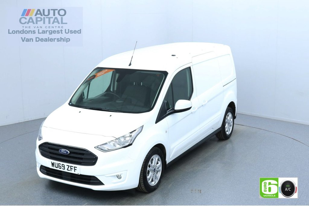 USED 2019 69 FORD TRANSIT CONNECT 1.5 240 Limited 120 BHP Auto L2 LWB 3 Seats Euro 6 Low Emission Finance Available Online, Fully Sanitised Service, UK Delivery