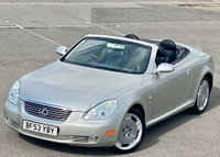 2003 LEXUS SC 430 4.3 2dr £6990.00