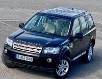 2012 LAND ROVER FREELANDER 2.2 TD4 XS 4X4 5dr £10990.00
