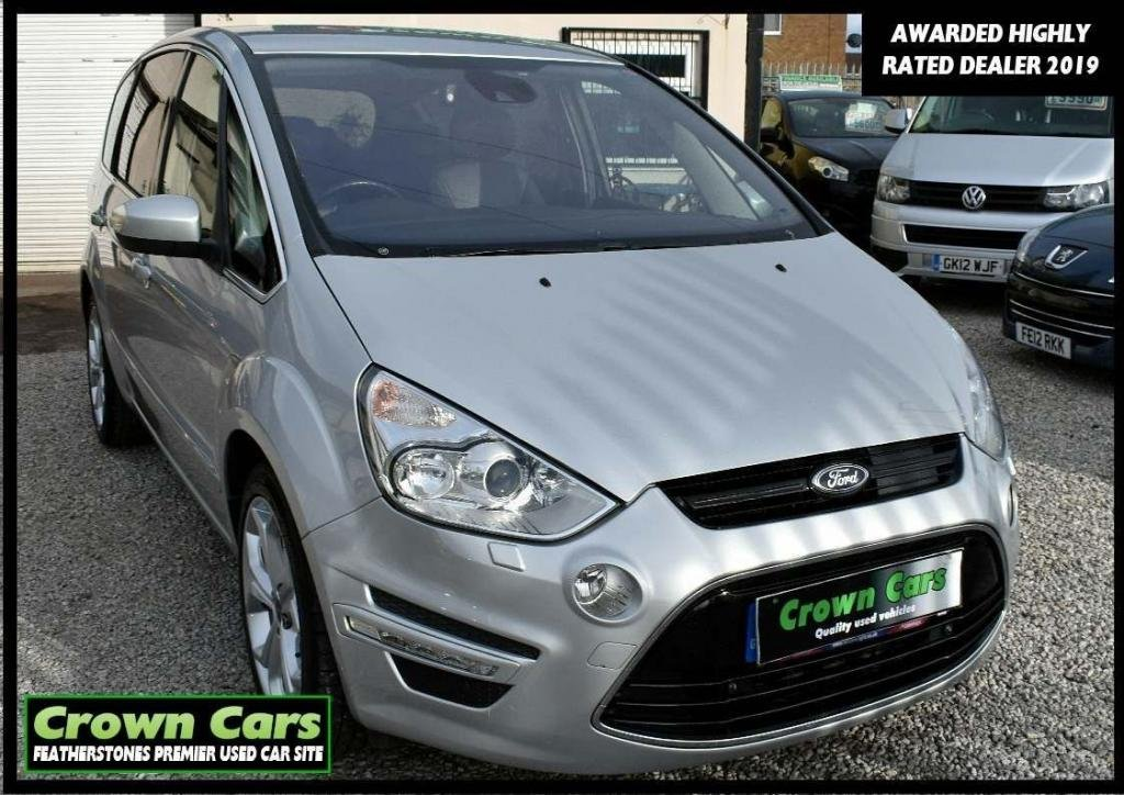USED 2011 11 FORD S-MAX 2.2 TDCi Titanium 5dr RESERVE TODAY VIEW LATER